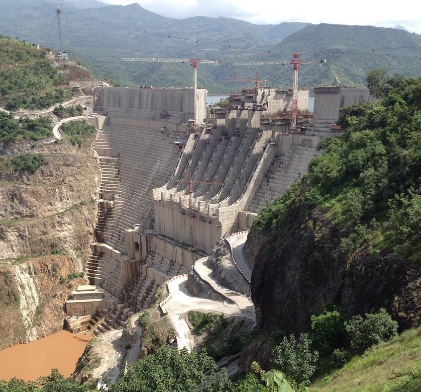 Ethiopia to start rationing electricity due to mega-dam water level drops.
