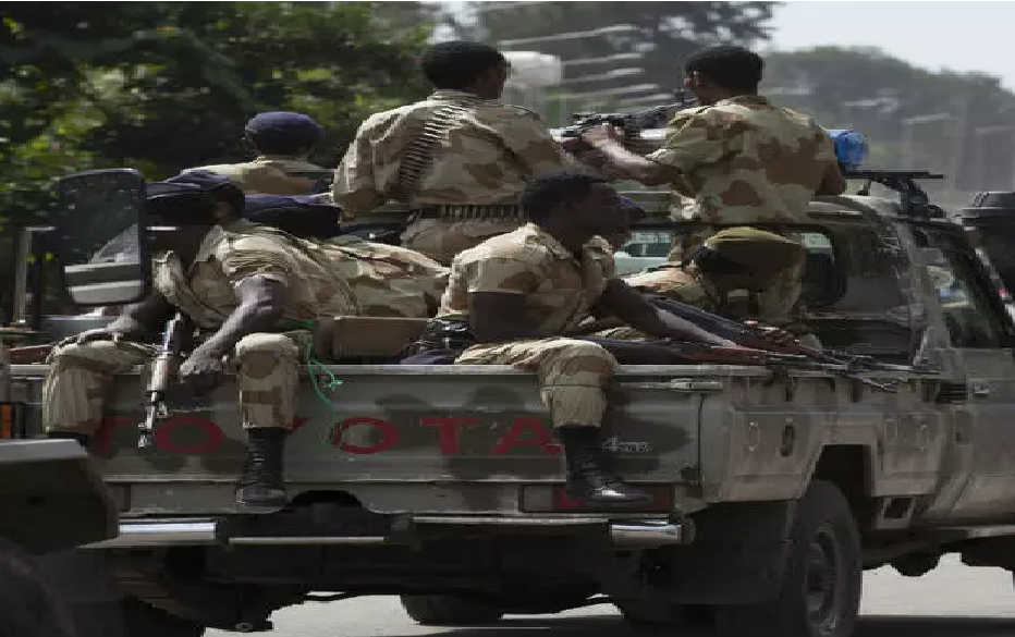 A Civil war declared by  Noble Laureate Abiy Ahmed in Ethiopia!